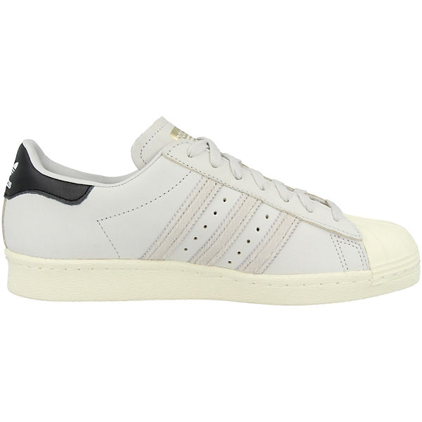 grau adidas Superstar Sneakers Low 80s Originals PABwqRf