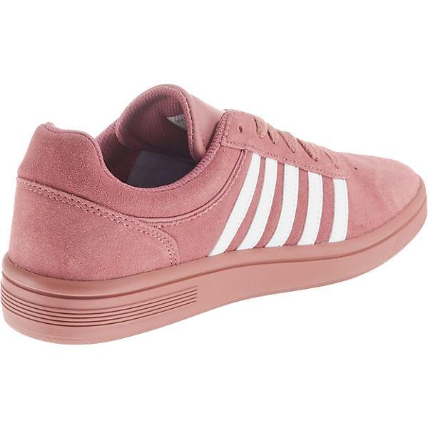 K-SWISS Court Chewick  SDE Sneakers Low altrosa  Chewick Gute Qualität beliebte Schuhe 3cd83b
