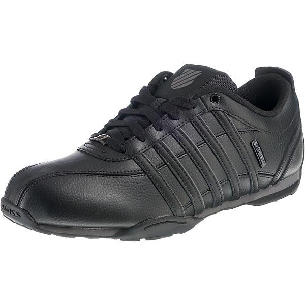 1 Low Arvee schwarz K Sneakers SWISS 5 BEa7n