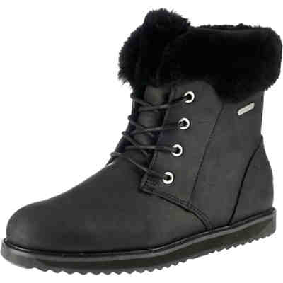 Shoreline Leather Lo Winterstiefeletten