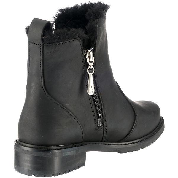 EMU Australia, Gute Barrow Biker Boots, schwarz  Gute Australia, Qualität beliebte Schuhe a97f25