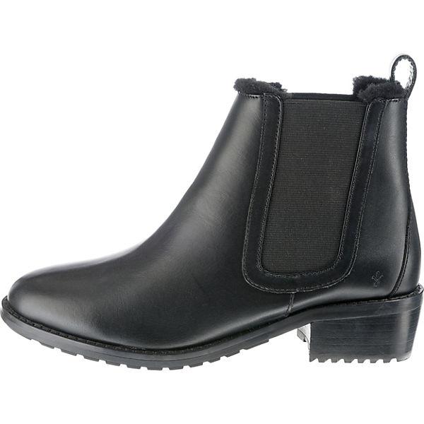EMU Australia, Ellin Chelsea Stiefel, beliebte schwarz Gute Qualität beliebte Stiefel, Schuhe 03ef24
