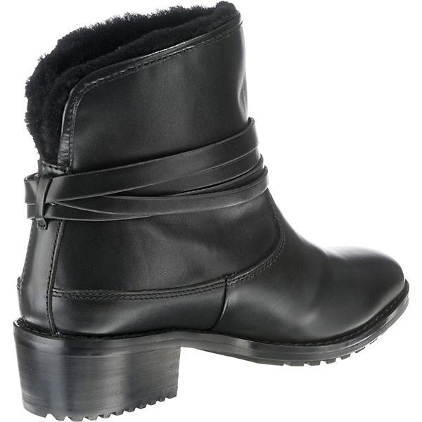 EMU schwarz Australia, Collie Klassische Stiefeletten, schwarz EMU   32d36d