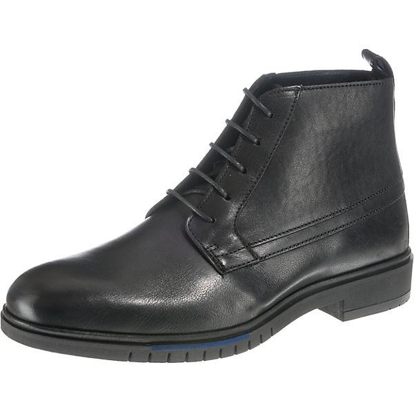 3A Camden Boots TOMMY HILFIGER schwarz Chelsea UAqZA1wO