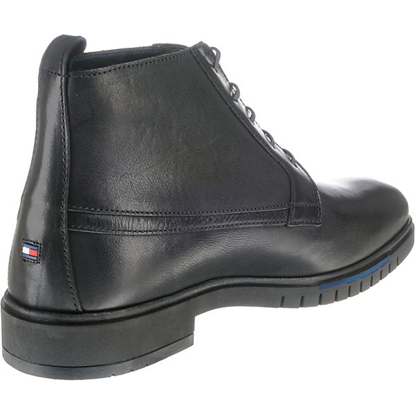 TOMMY Boots, HILFIGER, Camden 3A Chelsea Boots, TOMMY schwarz   99c1af