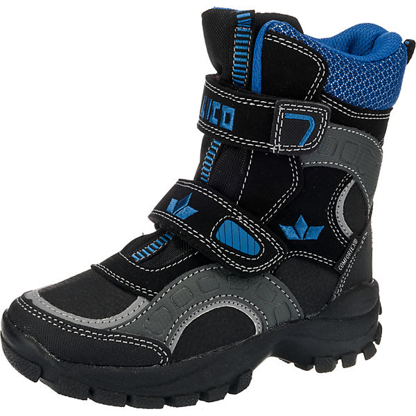 best sneakers 63599 afa28 LICO, Winterstiefel Samuel V, TEX, für Jungen, schwarz