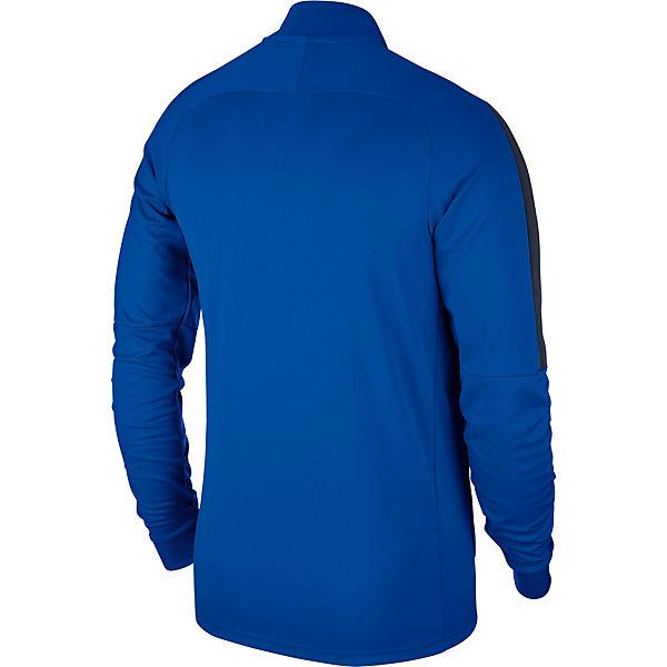 Track NIKE Trainingsjacken Academy mit 18 blau Stehkragen 7xFaaqwfpE
