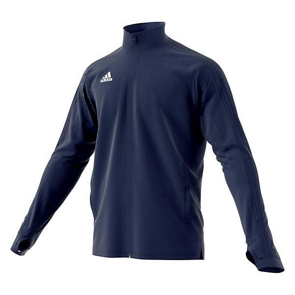 Performance dunkelblau aus Condivo Trainingsjacken Material adidas CLIMACOOL® CG0407 18 8dZ8wvqH