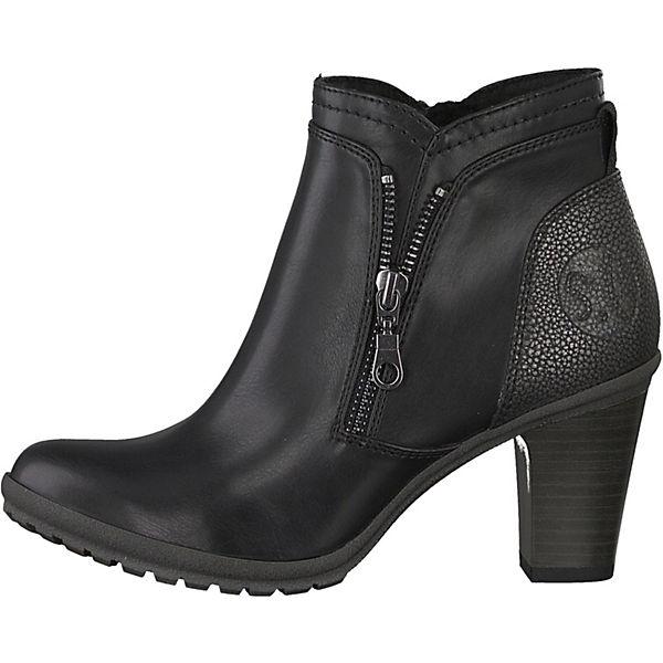 s.Oliver Klassische Klassische Klassische Stiefeletten schwarz  Gute Qualität beliebte Schuhe 715695