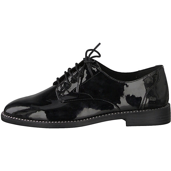 s.Oliver,  Schnürschuhe, schwarz  s.Oliver, Gute Qualität beliebte Schuhe 6d9c6e