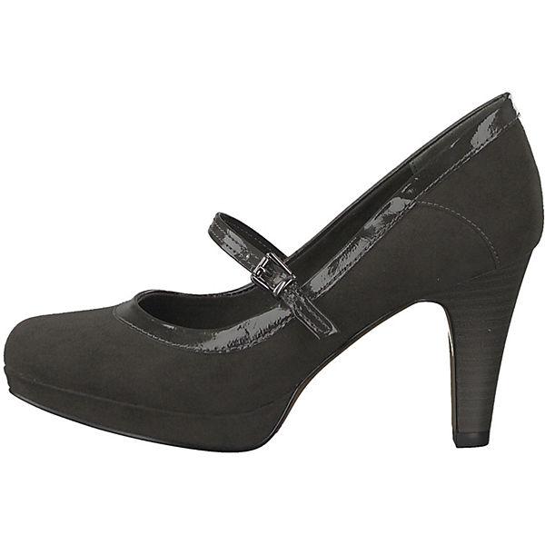 s.Oliver, Klassische Qualität Pumps, anthrazit  Gute Qualität Klassische beliebte Schuhe c799ba