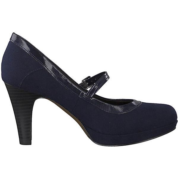 s.Oliver, Klassische Pumps, dunkelblau  Schuhe Gute Qualität beliebte Schuhe  36b312