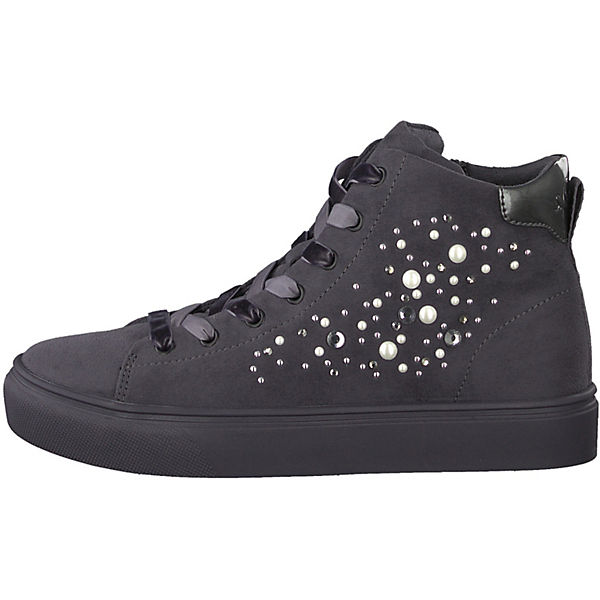 s.Oliver, Sneakers High, graphit beliebte  Gute Qualität beliebte graphit Schuhe 826f99
