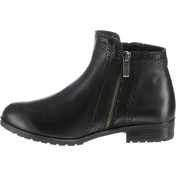 CAPRICE, CAPRICE, CAPRICE, Helina Klassische Stiefeletten, schwarz  Gute Qualität beliebte Schuhe d9abef