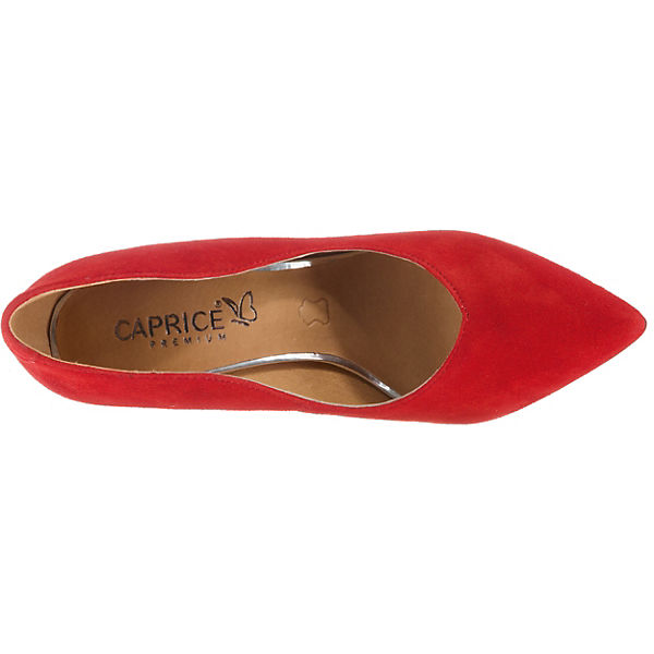 CAPRICE, Effi Klassische Pumps, beliebte rot  Gute Qualität beliebte Pumps, Schuhe 83361b
