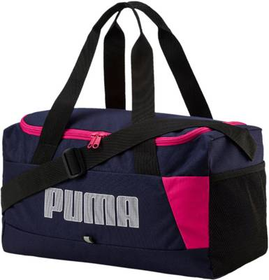 PUMA, Sporttasche Fundamentals für Mädchen, blau