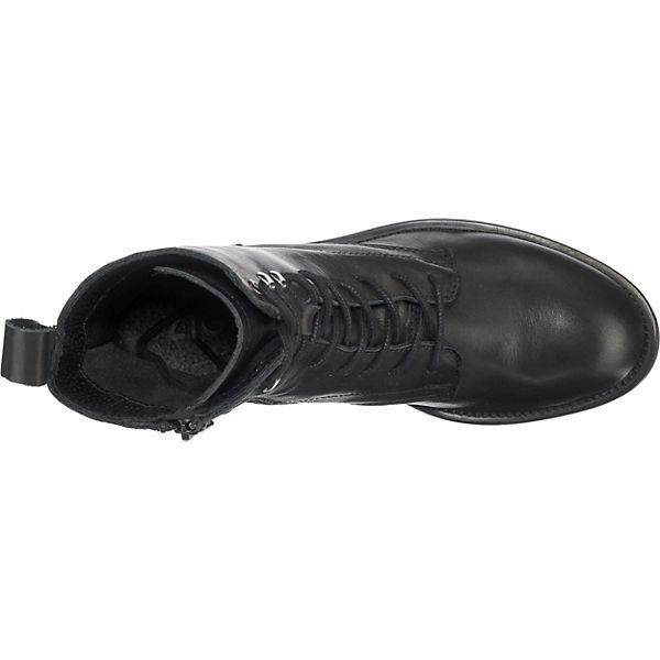 Zign Zign schwarz Schnürstiefeletten Schnürstiefeletten 54nTx8pT