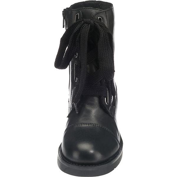 Zign,  Schnürstiefeletten, schwarz  Zign, Gute Qualität beliebte Schuhe 004100