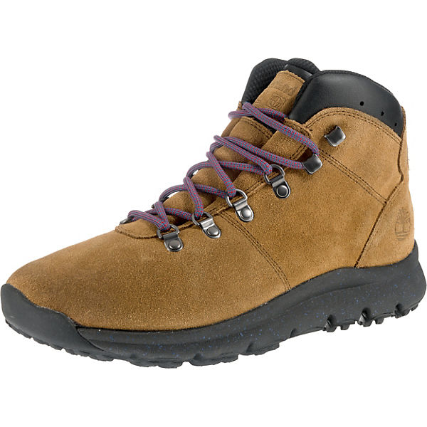 World Hiker Mid Schnürstiefeletten