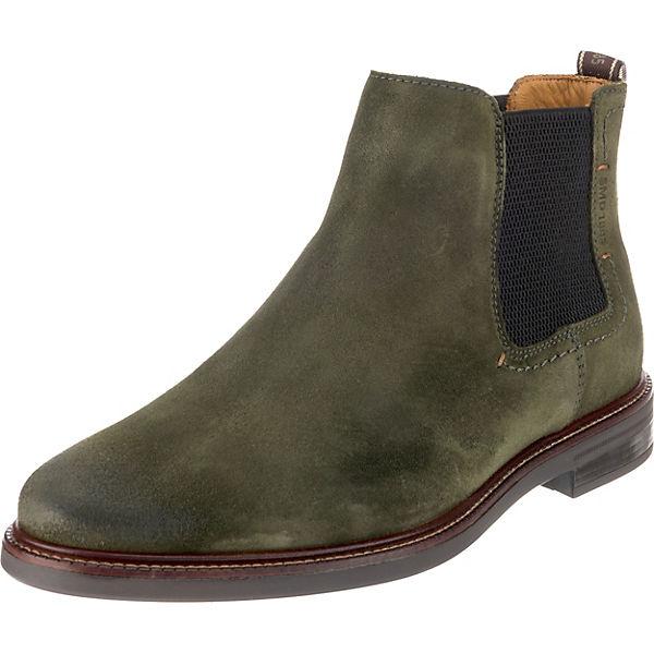 Beste Wahl SALAMANDER Sarato Chelsea Boots dunkelgrün