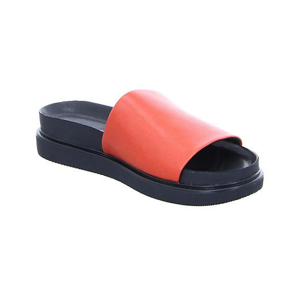 VAGABOND VAGABOND VAGABOND Erin Pantoletten rot  Gute Qualität beliebte Schuhe 8cdfb7