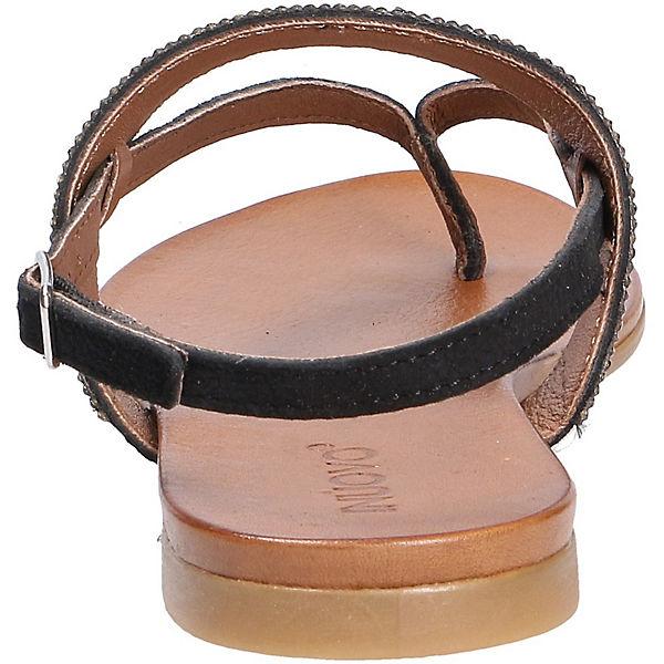 INUOVO, Klassische Qualität Sandalen, schwarz  Gute Qualität Klassische beliebte Schuhe 94039d