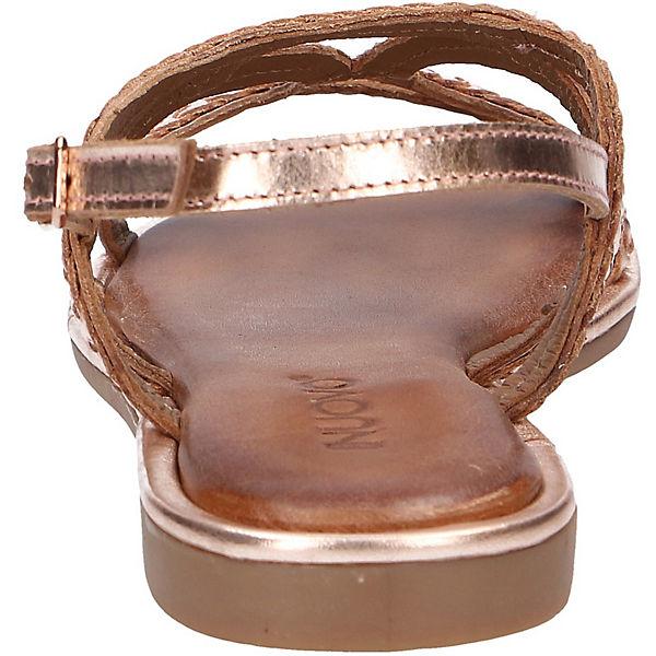 INUOVO, Riemchensandalen, beliebte rosa  Gute Qualität beliebte Riemchensandalen, Schuhe e73007