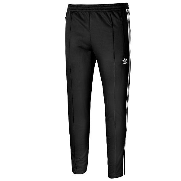 adidas Originals Beckenbauer TP Jogginghosen schwarz