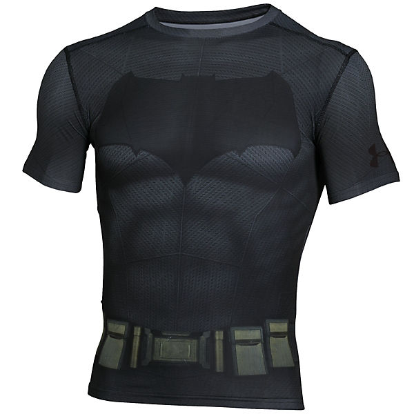 Batman Compression Sleeve T-Shirts