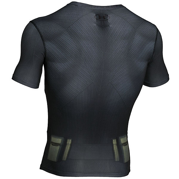 T Sleeve Under Grau Armour Compression Batman shirts UzVMSp