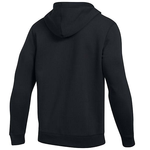 Sweatjacken schwarz Fitted Full Zip Armour Rival Fleece Under cqwfAFYg