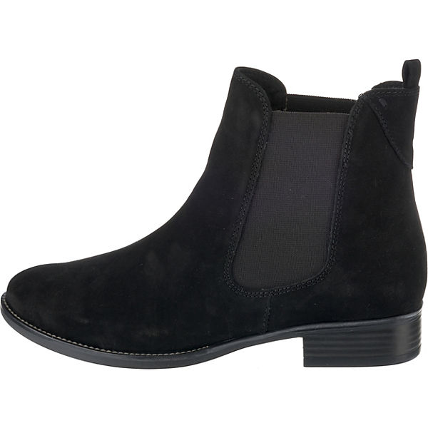 schwarz CAPRICE Boots Chelsea CAPRICE Chelsea XqYUw