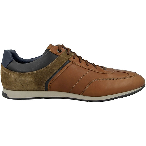 GEOX, Low, U Clemet B Sneakers Low, GEOX, braun  Gute Qualität beliebte Schuhe a7fd39