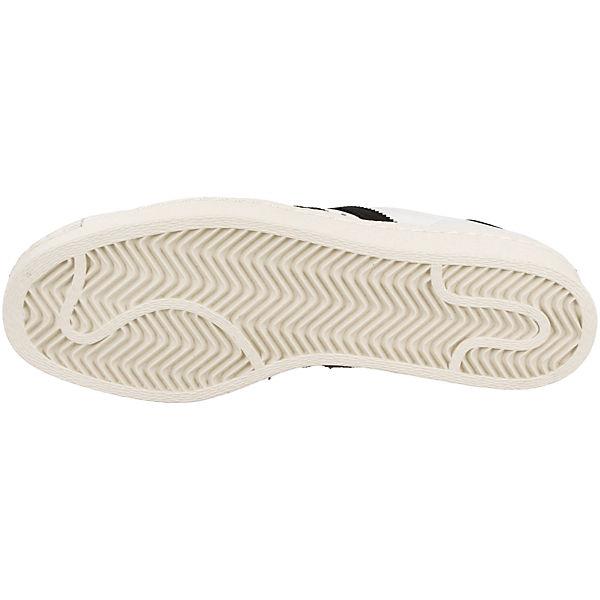 Superstar Low 80s adidas Originals Sneakers weiß 7qFI5