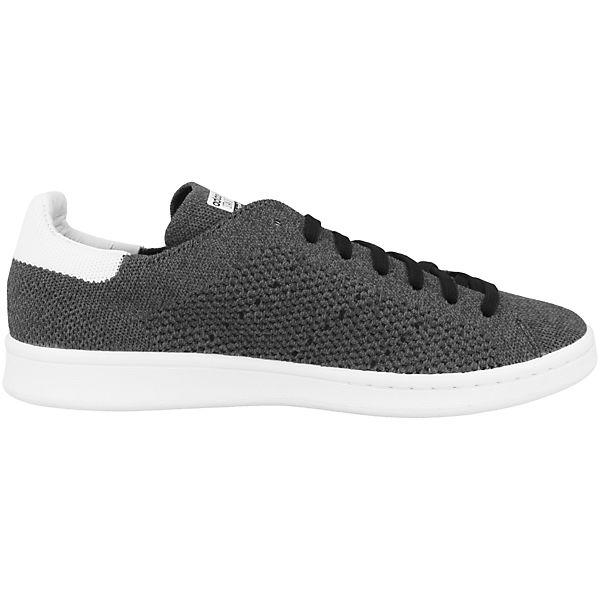 adidas Originals, Low, Stan Smith Primeknit Sneakers Low, Originals, grau   841df2