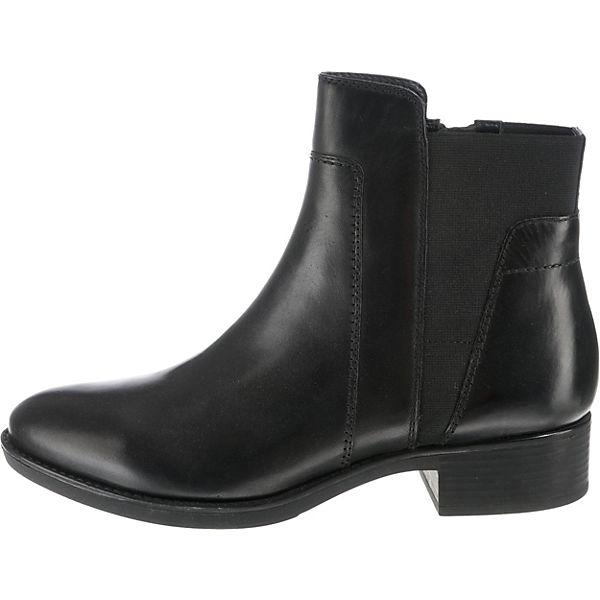 GEOX, FELICITY Chelsea Boots, schwarz Schuhe  Gute Qualität beliebte Schuhe schwarz bb902c