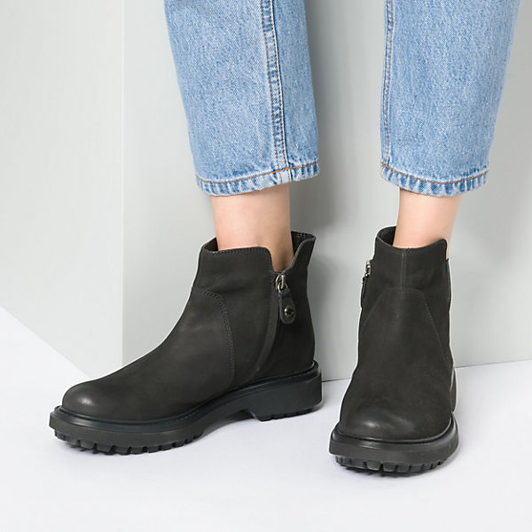 ASHEELY Chelsea schwarz Chelsea Chelsea ASHEELY Boots GEOX GEOX Boots ASHEELY schwarz GEOX 4qtpZZ