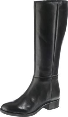GEOX, FELICITY Klassische Stiefel, schwarz