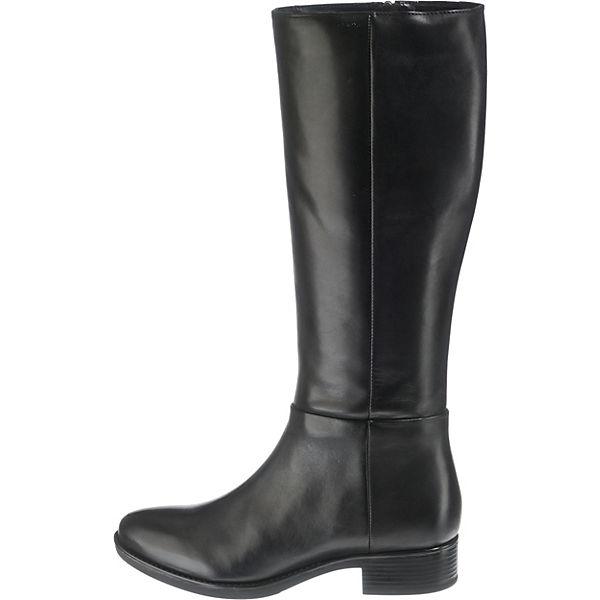 GEOX, FELICITY Stiefel, Klassische Stiefel, FELICITY schwarz   c3dca2