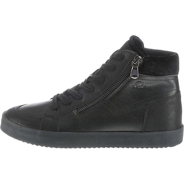 schwarz Boots GEOX Boots BLOMIEE BLOMIEE GEOX Ankle schwarz Ankle gwtOwrq