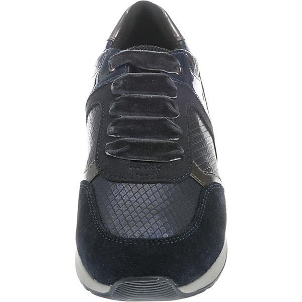 GEOX GEOX Sneakers GEOX blau Low blau Low DEYNNA Sneakers DEYNNA pXfqnP