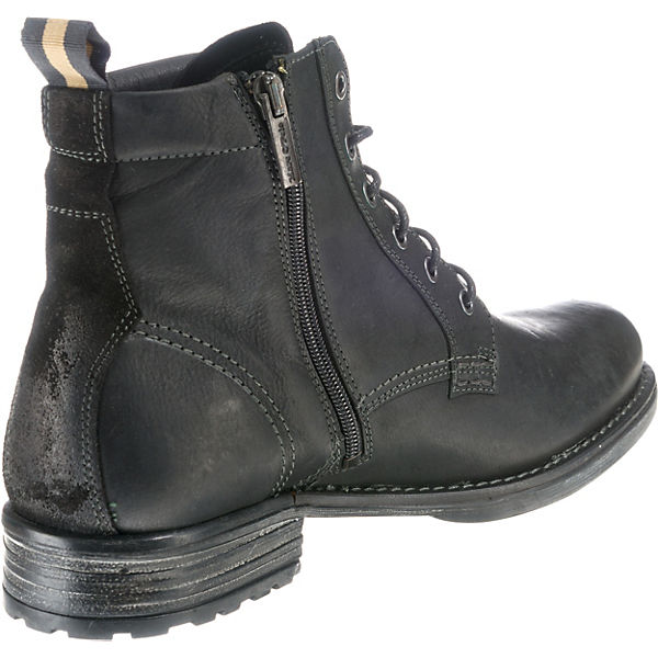 Marc Gute O'Polo, Schnürstiefeletten, schwarz  Gute Marc Qualität beliebte Schuhe 7f8937