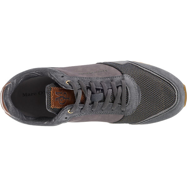 Marc  O'Polo, Sneakers Low, grau  Marc  5d5f63
