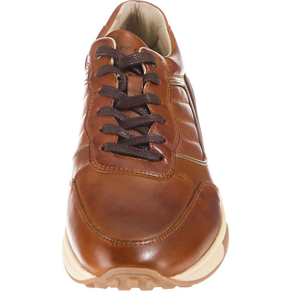 Marc O'Polo,  Sneakers Low, cognac   O'Polo, d9dfd4