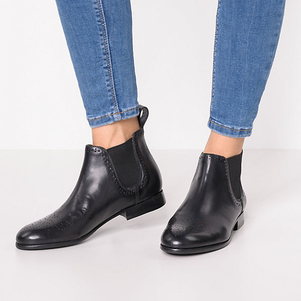 MELVIN & HAMILTON, Sally  16 Chelsea Boots, schwarz  Sally  0e79fe