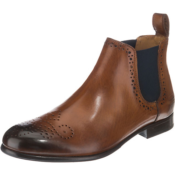 Sally MELVIN Chelsea 16 braun Boots amp; HAMILTON nw0x0qrgE