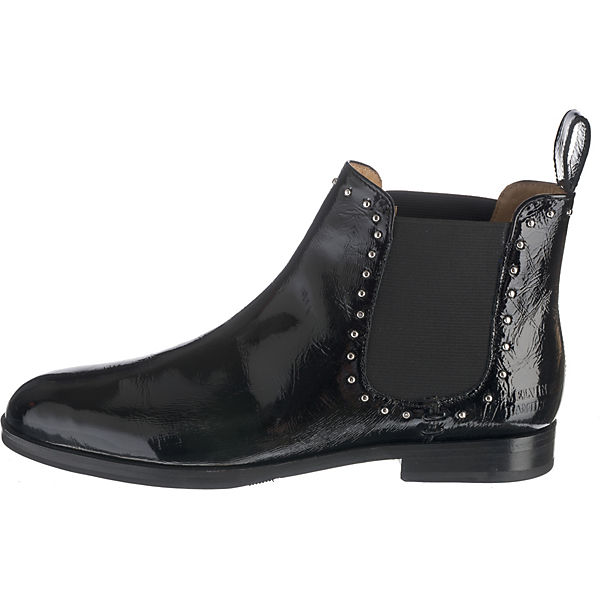 MELVIN Chelsea & HAMILTON, Susan 37 Chelsea MELVIN Boots, schwarz-kombi   30cebf