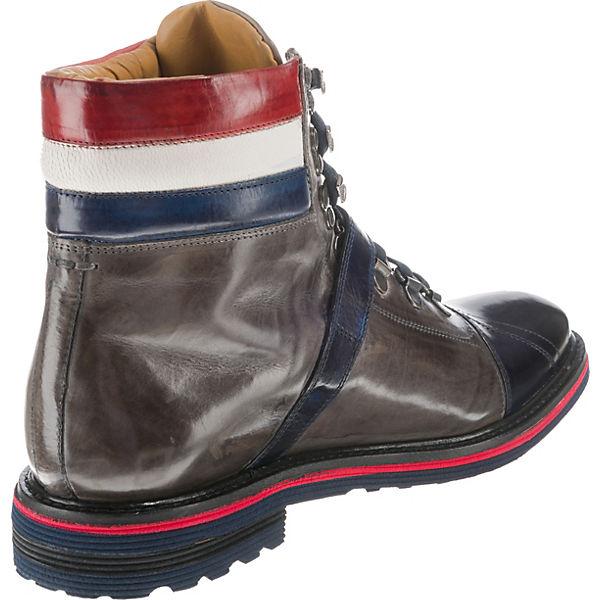MELVIN MELVIN MELVIN & HAMILTON Amelie 64 Schnürstiefeletten grau-kombi  Gute Qualität beliebte Schuhe 9249dc