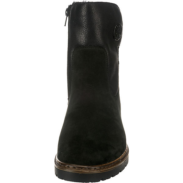 JENNY, Portland Winterstiefeletten, beliebte schwarz  Gute Qualität beliebte Winterstiefeletten, Schuhe 5033d1