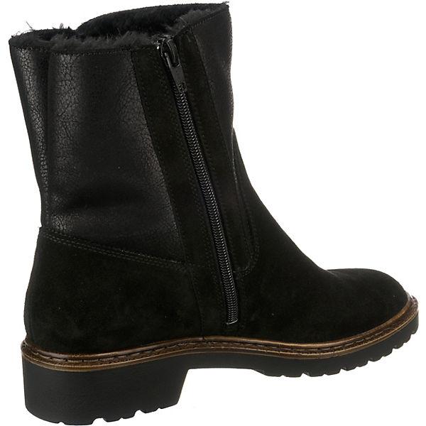 JENNY, Portland Winterstiefeletten, beliebte schwarz  Gute Qualität beliebte Winterstiefeletten, Schuhe 093e4d